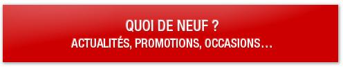 Actualit�s, promotions, occasions, dans votre boutique Apple Ginkgo�